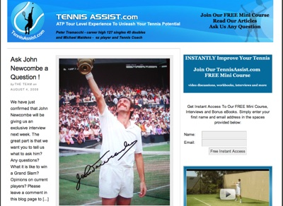 tennisassist